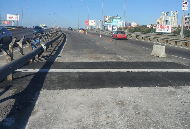 Ремонт Южного моста завершится до конца октября