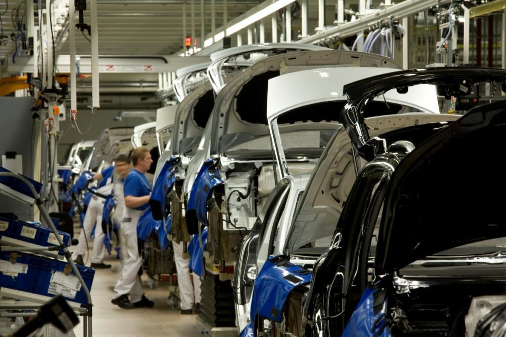 Производство авто вУкраинском государстве выросло на67%