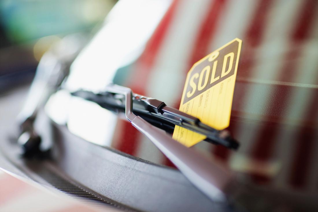 Законопроект о рынке подержанных автомобилей принят