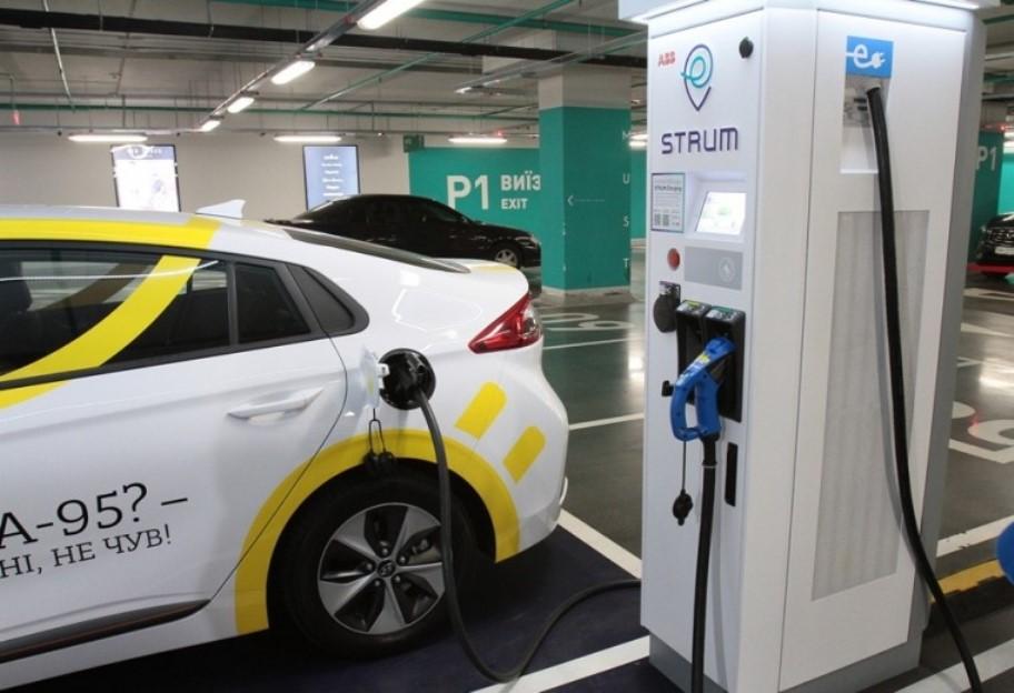 ДТЭК запустила сеть скоростных зарядок для электромобилей