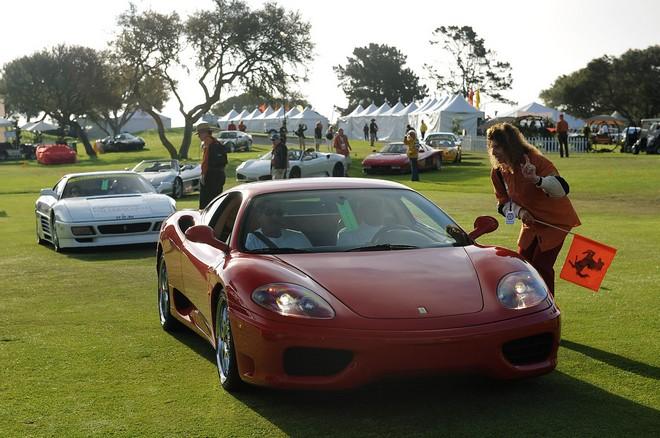Concours d'Elegance Pebble Beach — фото 58