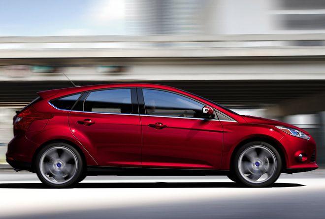 Ford Focus — экстерьер