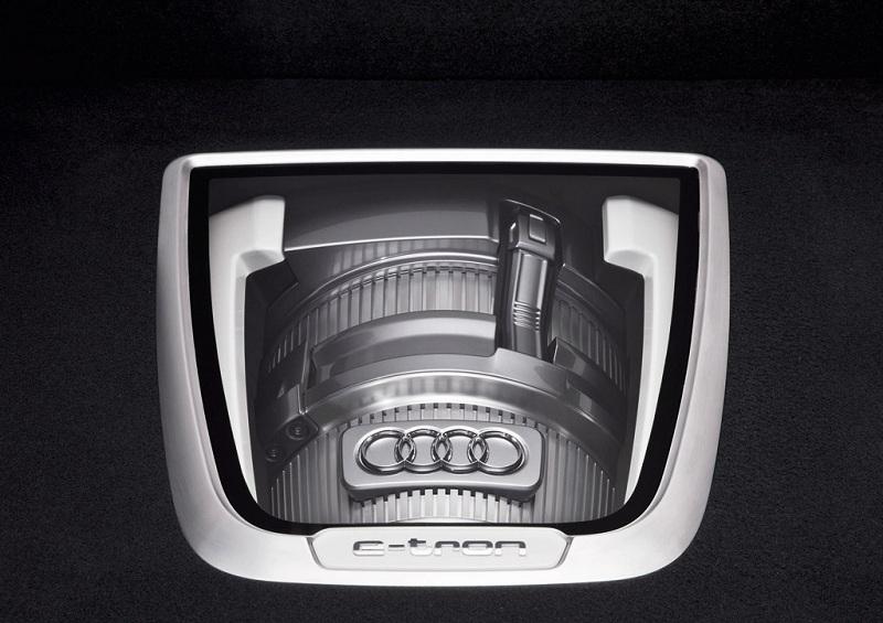Audi раскрыла «козырь» будущего электрокроссовера Q6 e-tron