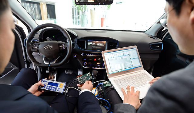 Hyundai объединит автомобили облачной сетью