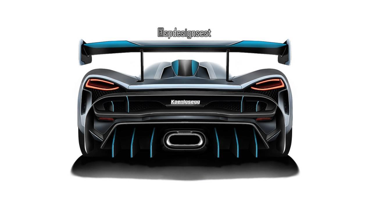 Новый гиперкар Koenigsegg получит имя Ragnarok