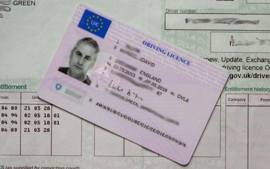 Великобритания создаст цифровые водительские удостоверения