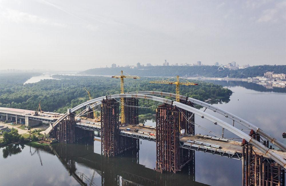 На достройку Подольско-Воскресенского моста необходимо 500 миллионов евро