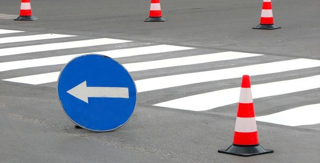 В центре Киева 16-22 февраля ограничат движение транспорта