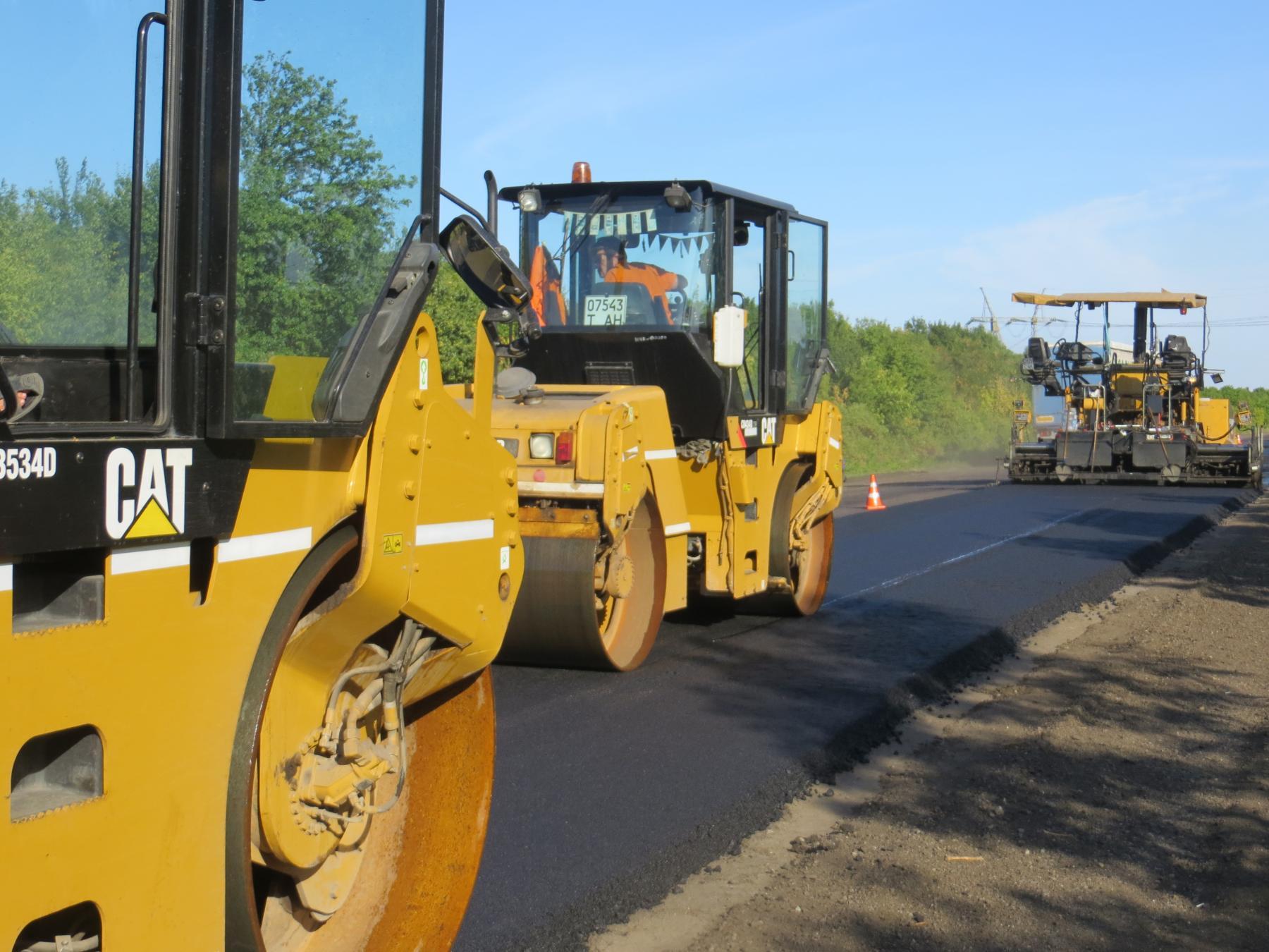 На ремонт дорог местного значения выделили рекордную сумму — 11.5 миллиардов гривен