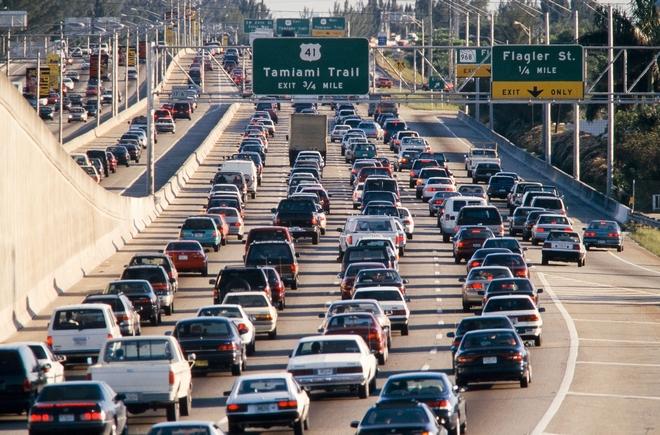 Автопарк США постарел до 11,5 лет