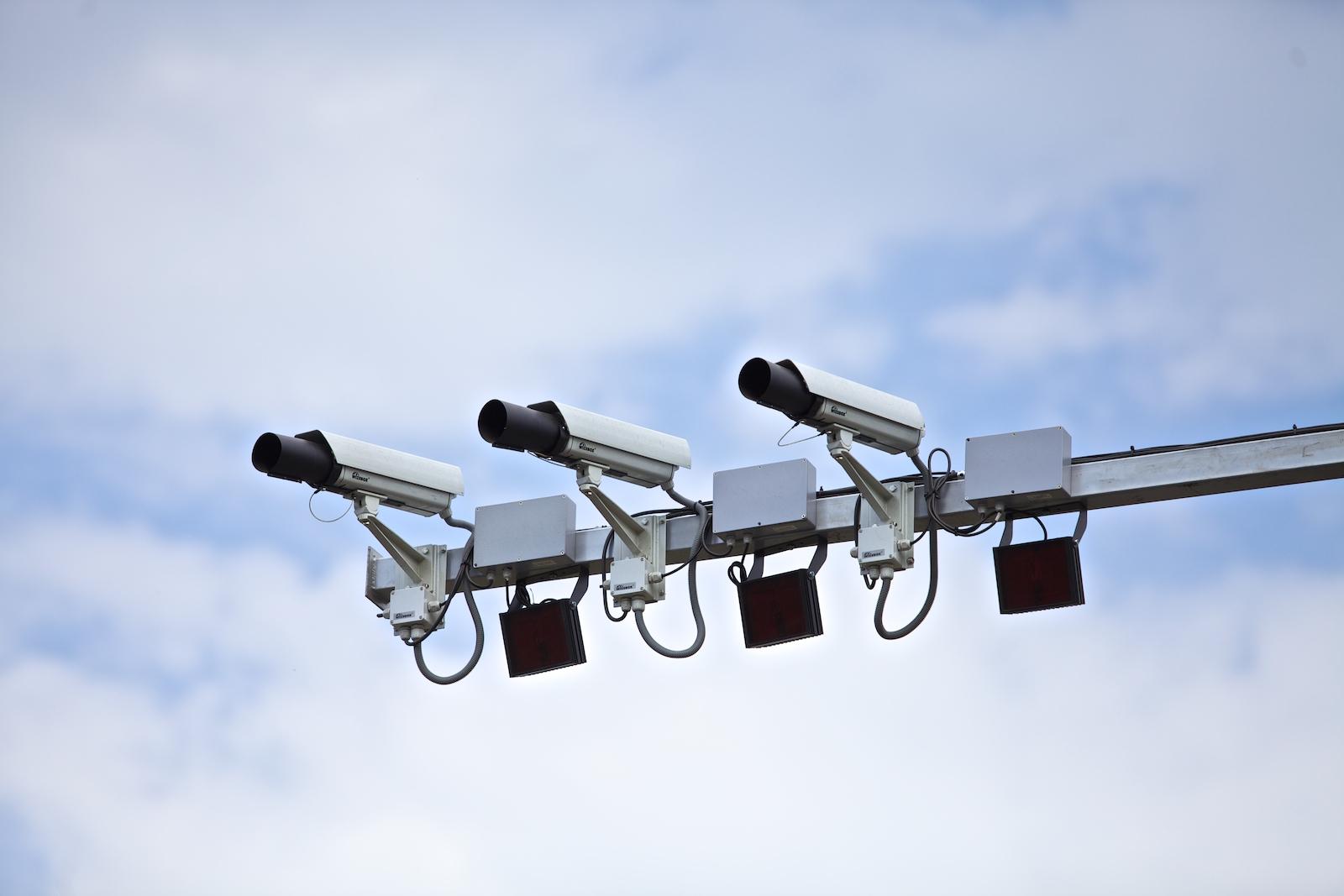 Камеры полиции смогут фиксировать не только превышение скорости
