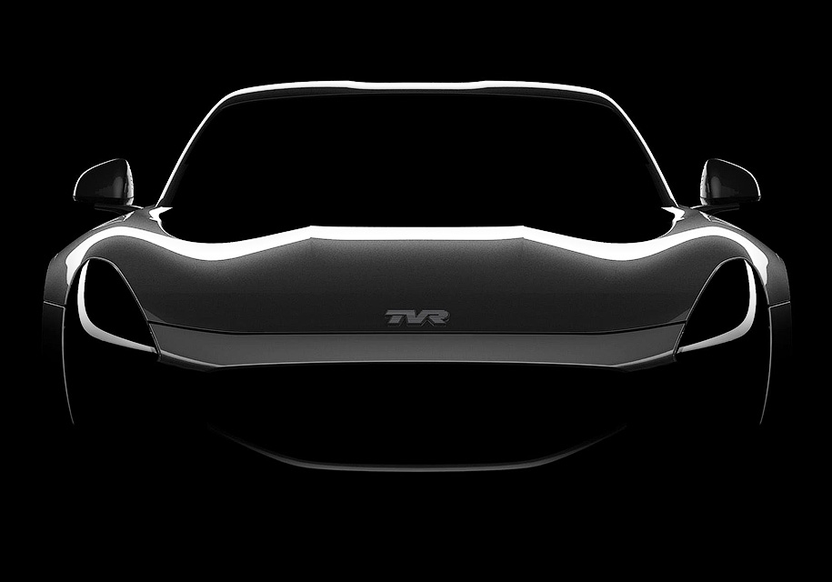 Компания TVR поделилась изображением нового спорткара