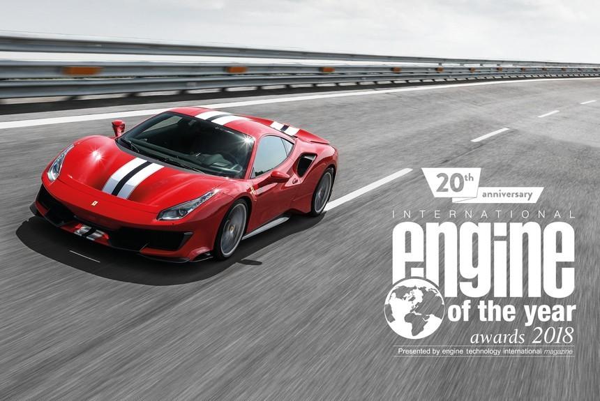 Названы лучшие двигатели года