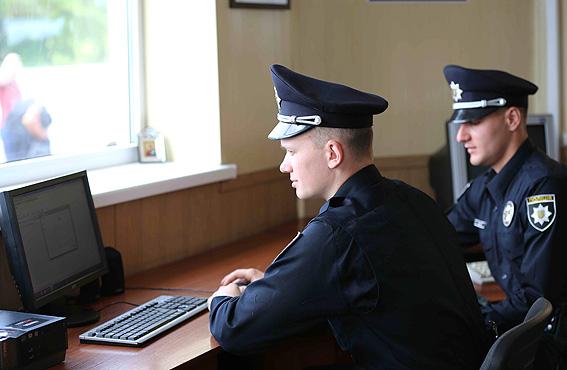 Полиция обеспечила патрулирование по всей трассе Киев - Чоп