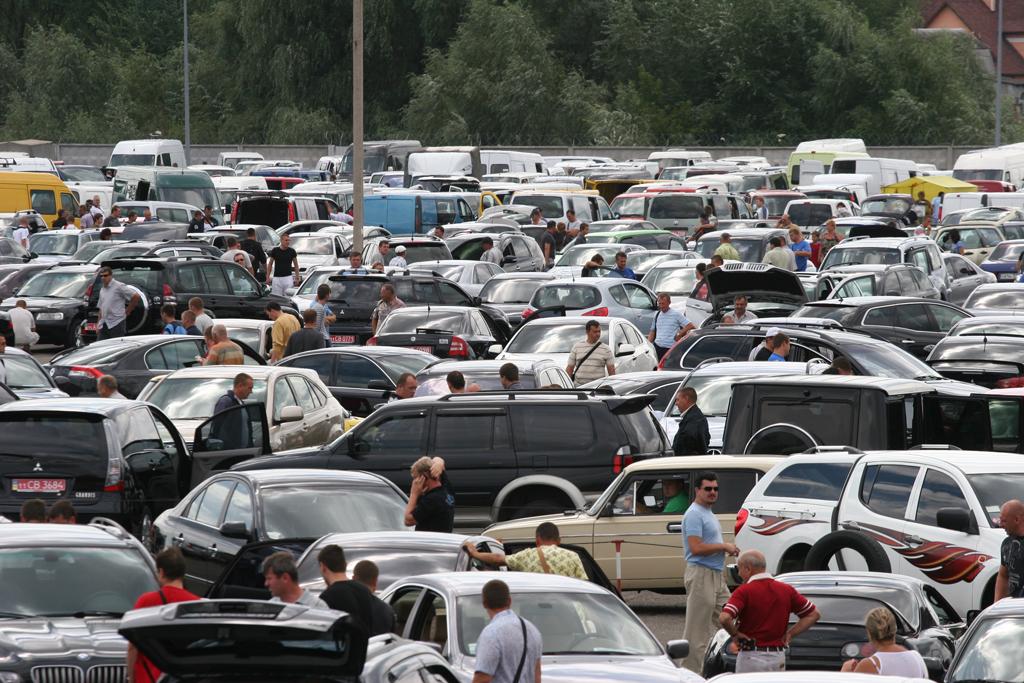 В июле вторичный рынок просел в ожидании новых акцизов на иномарки