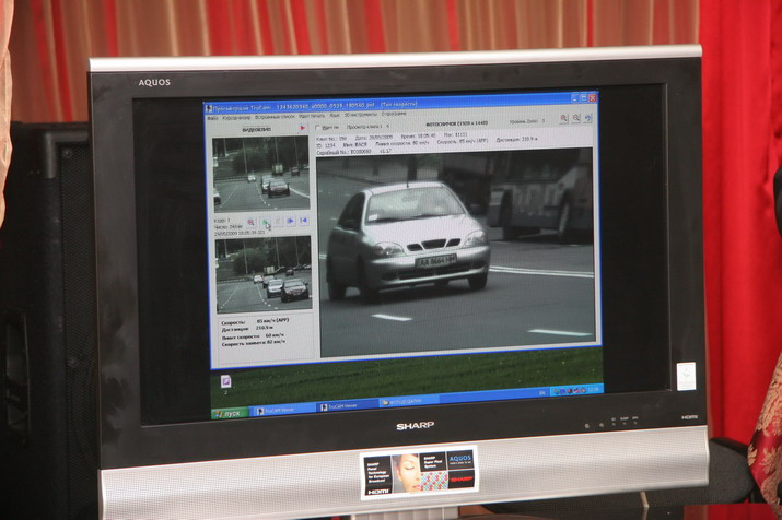 В полиции пообещали не выписывать штрафы во время тестовой видеофиксации нарушений
