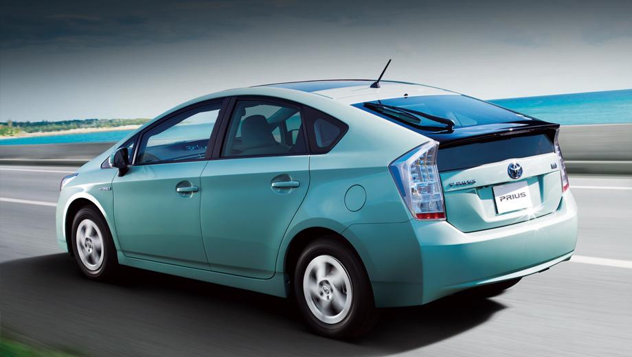 Toyota отзовет для ремонтов 3.4 миллиона автомобилей по всему миру