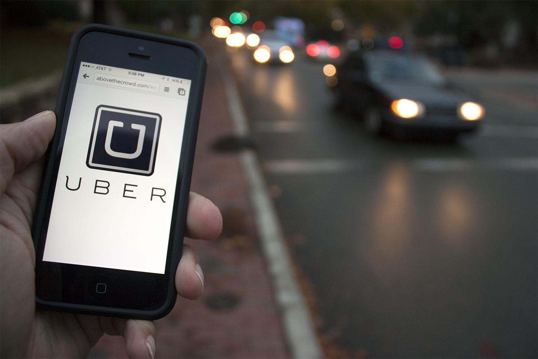 Uber объявил о начале работы в Киеве
