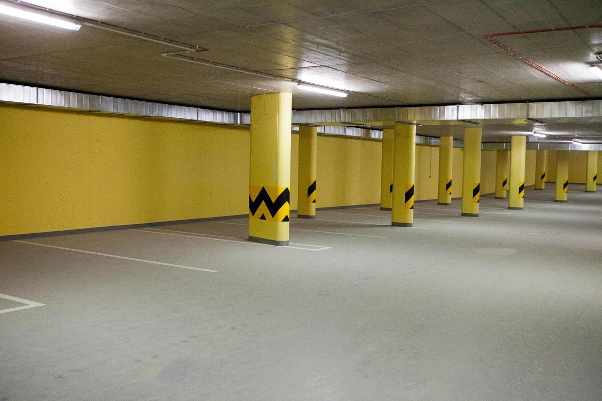 Киевские власти задумались о постройке паркингов под пятью площадями
