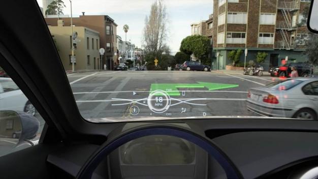 Toyota 3D Display