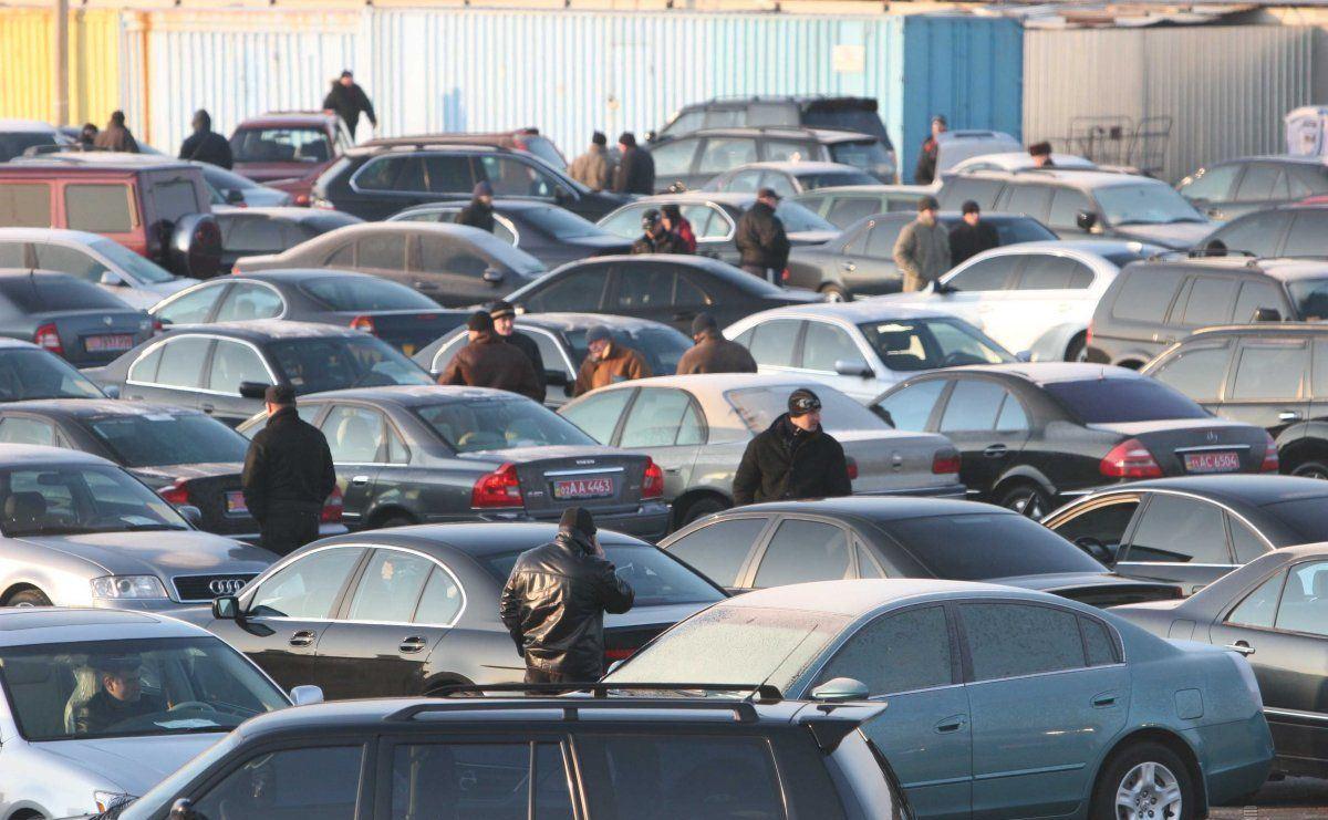 Спрос накоммерческие автомобили вУкраинском государстве вырос натреть