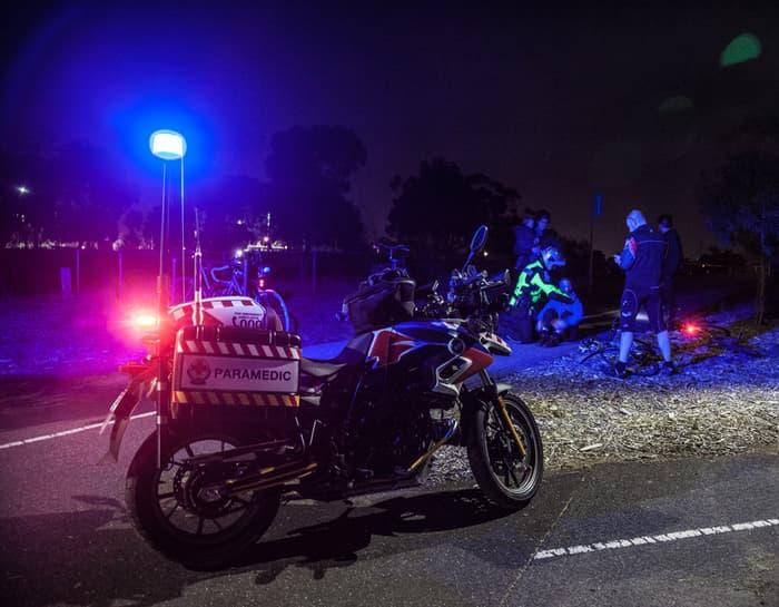 Негосударственная организация создаст медпомощь на мотоциклах