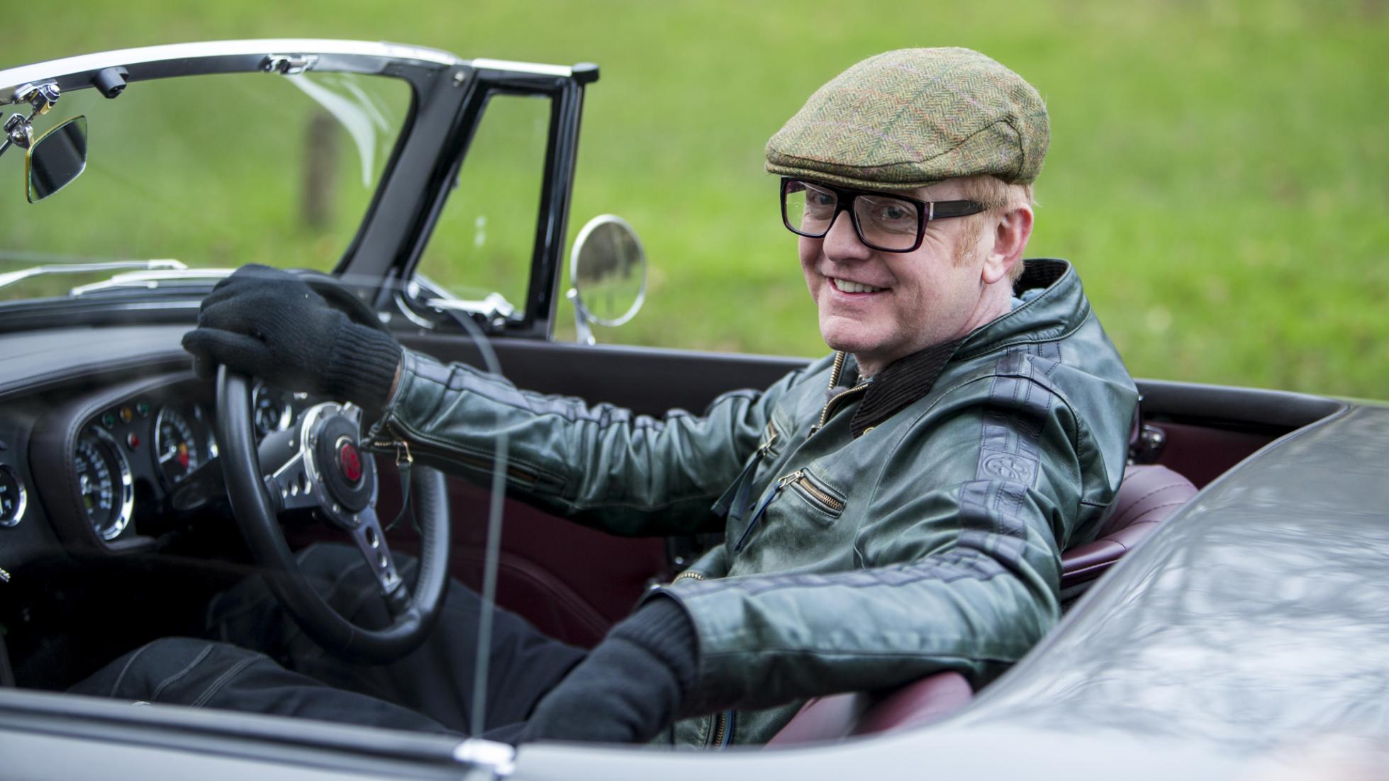 Шоу Top Gear снова осталось без главного ведущего