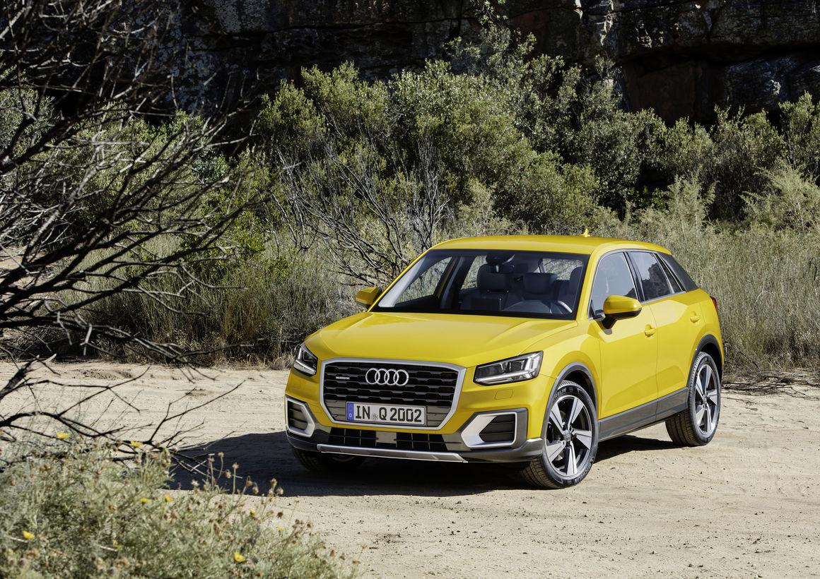 Компактные модели Audi защитят пассажиров от аллергенов