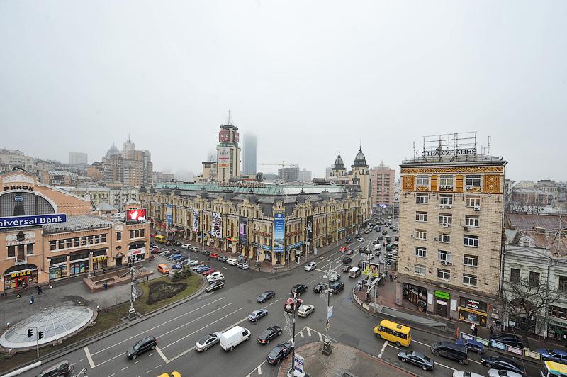 На майские праздники в Киеве движение ограничивать не будут