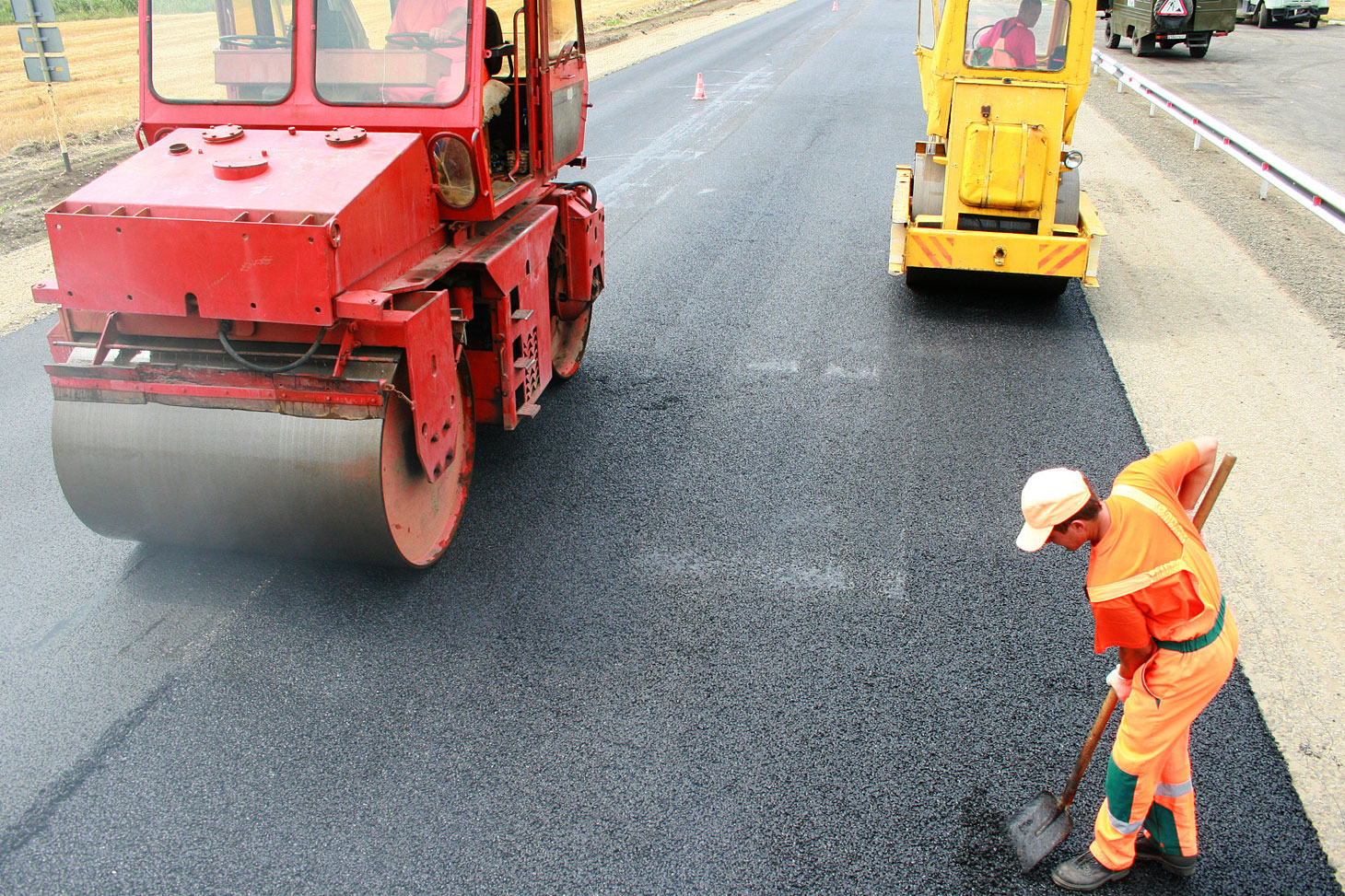 На реконструкцию автодороги Одесса - Рени выделили 134 млн грн