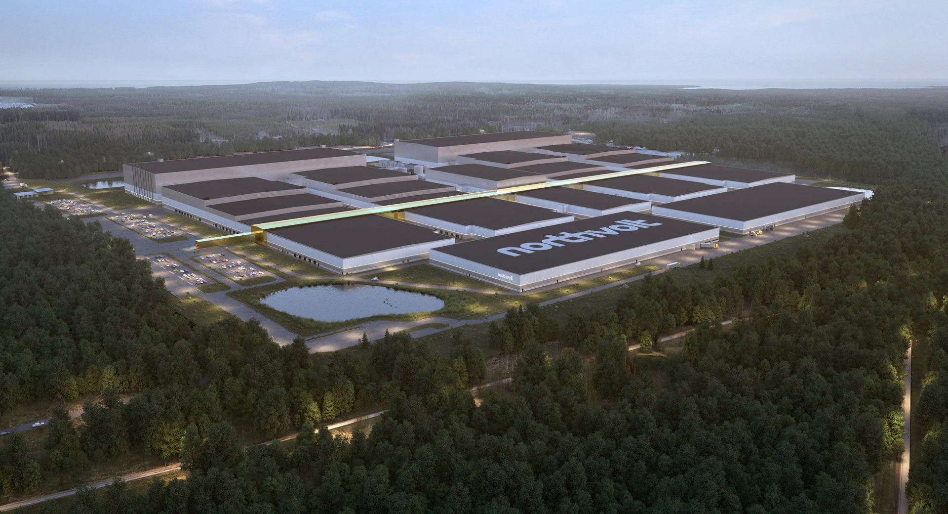 Volkswagen и BMW инвестируют 1 миллиард долларов в завод по производству аккумуляторов