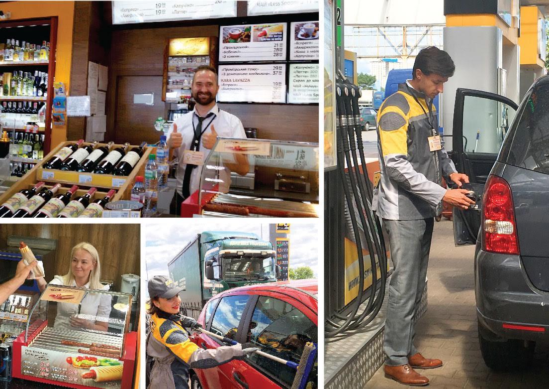 Сеть АЗК «БРСМ-Нафта» провела ежегодное мероприятие «День общения с клиентами»