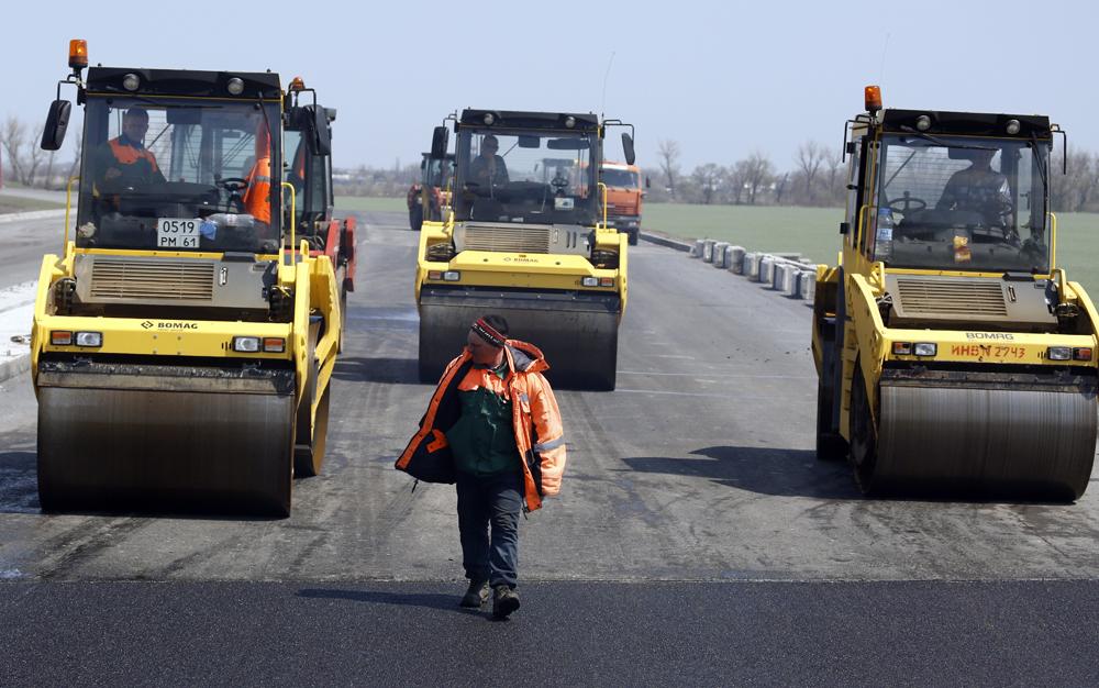 Пять областей не сумели освоить средства Дорожного фонда