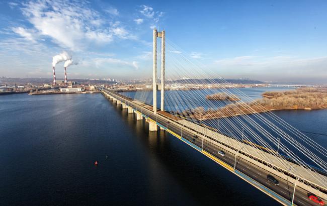 На Южном мосту 30 – 31 марта ограничат движение транспорта