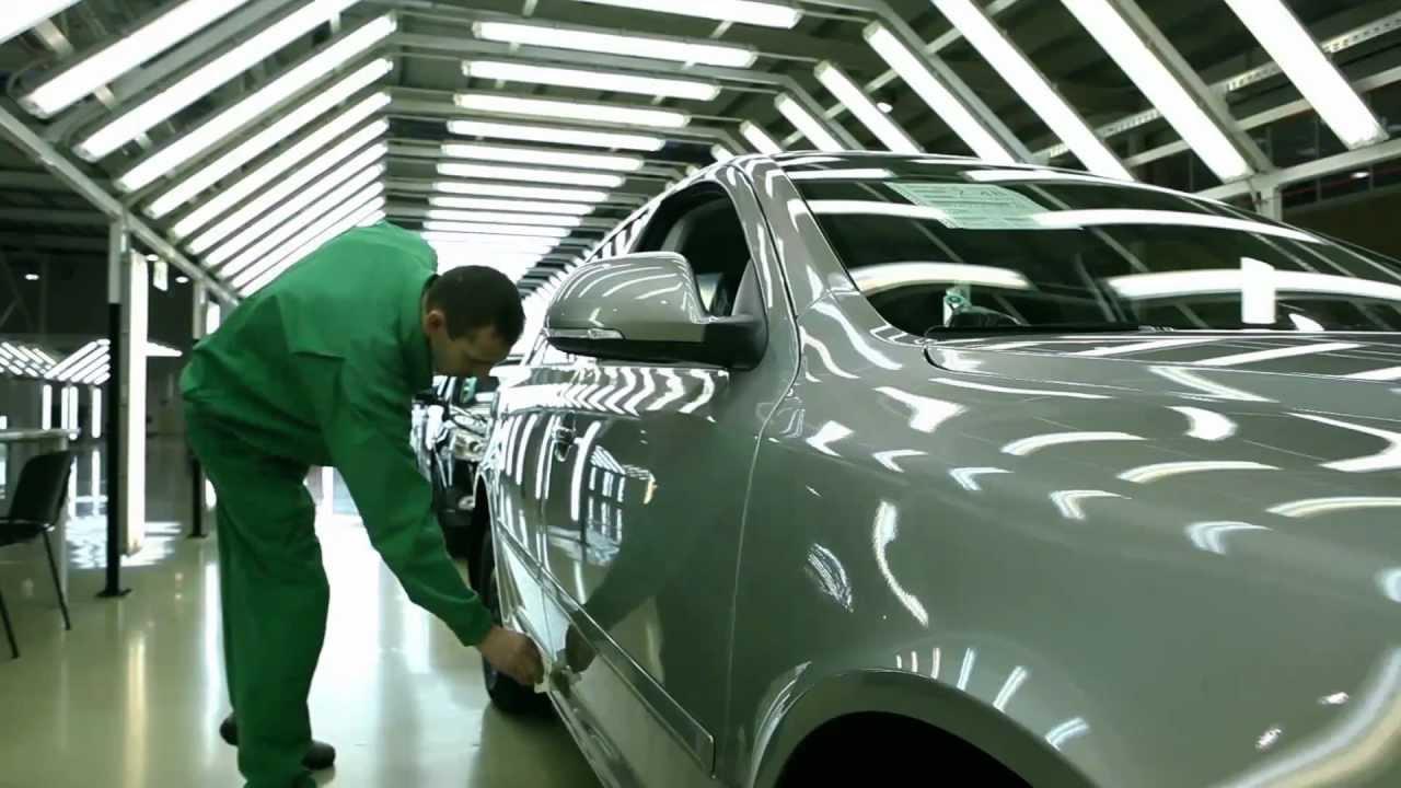 «Еврокар» хочет выпускать электромобили и комплектующие к ним