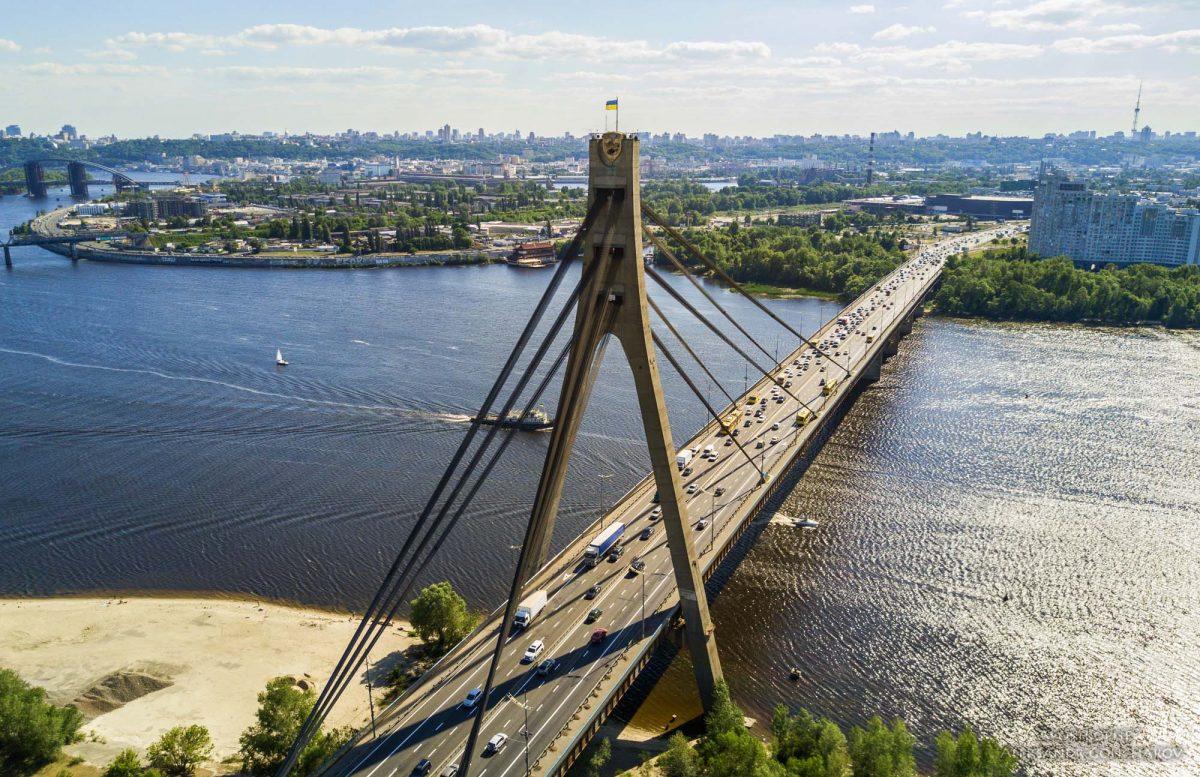 Движение транспорта по Северному мосту 4 и 5 августа ограничат