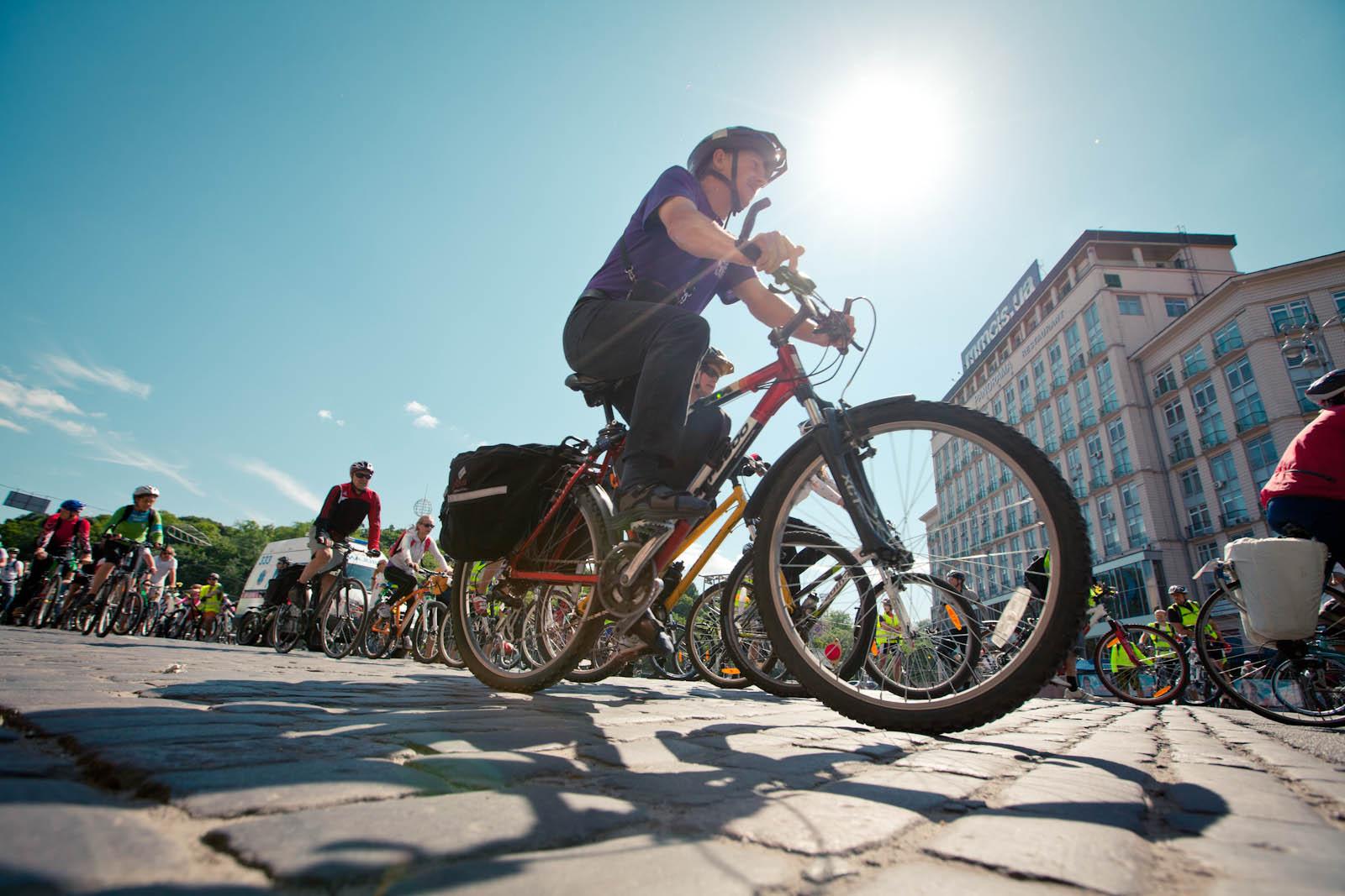В Украине впервые появятся велосипедные госстандарты
