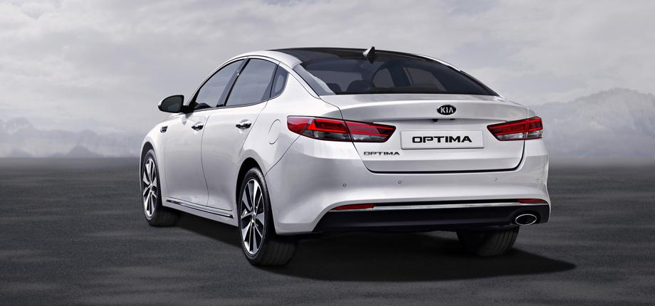 Рестайлинг Kia Optima — что нового?