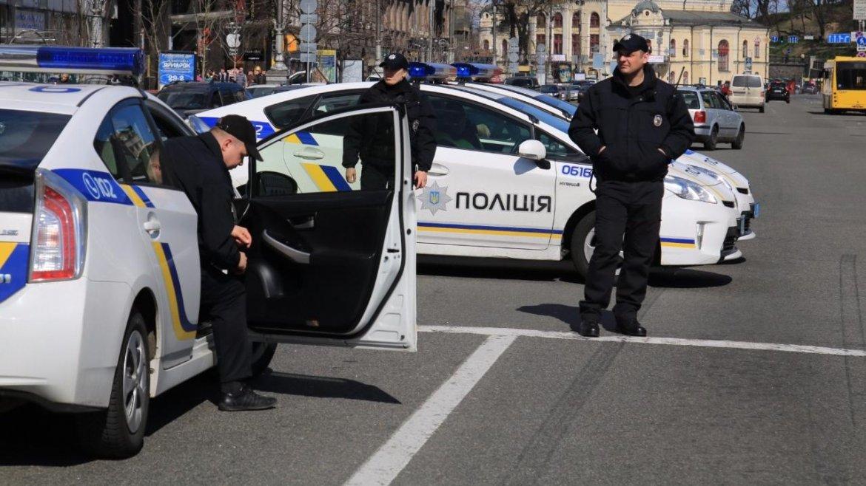 Центр Киева 21 ноября будет закрыт для транспорта (схема)