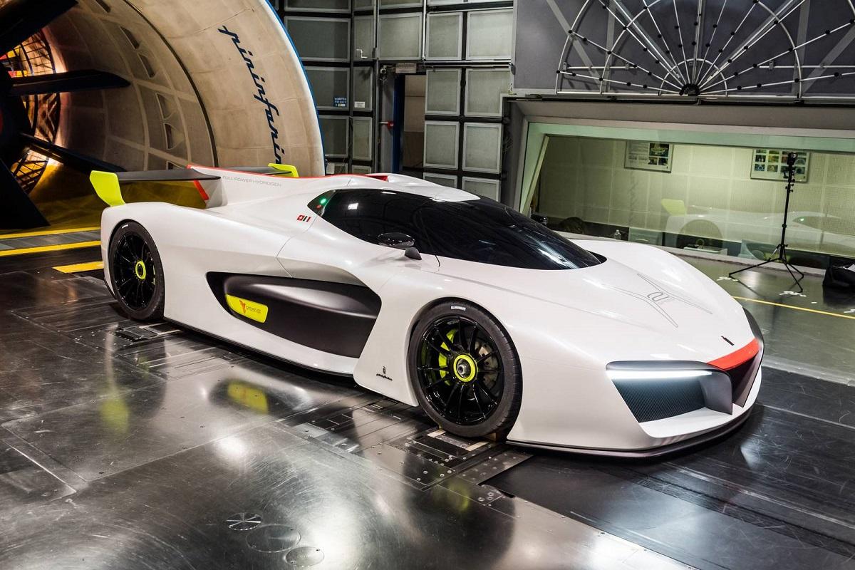Pininfarina создаст водородный суперкар за 2.5 миллиона долларов