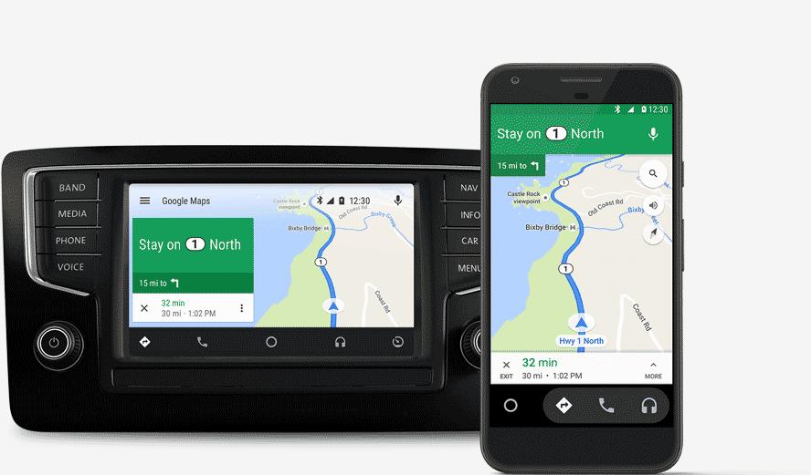 Android Auto сделали доступным для любого автомобиля