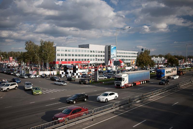 Рынок автомобилей вгосударстве Украина вырос наполовину вконце осени нынешнего года
