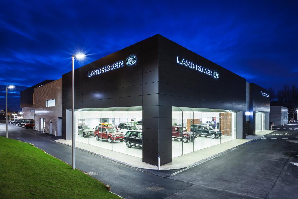 Новый имидж Jaguar Land Rover будет стоить 1.3 миллиарда долларов