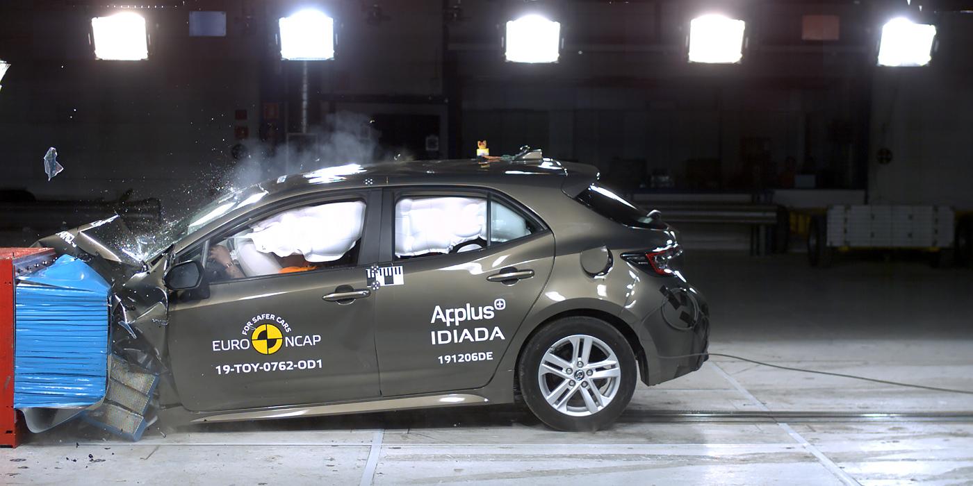 Euro NCAP ужесточит краш-тесты