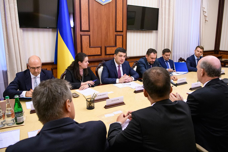 Рено может открыть завод вгосударстве Украина - Гройсман провел переговоры