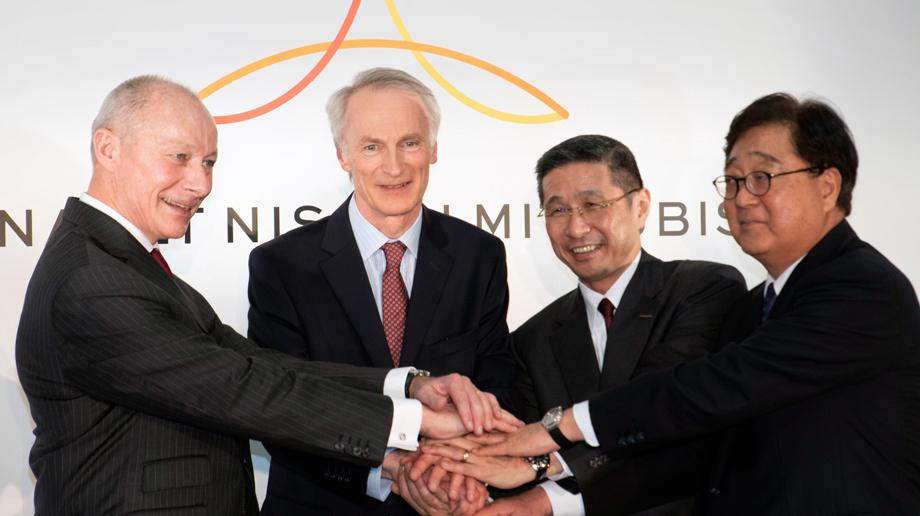 Альянс Renault-Nissan-Mitsubishi объявил о перезагрузке