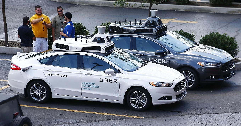 Беспилотники Uber нуждаются в помощи человека через каждые 1.6 км поездки
