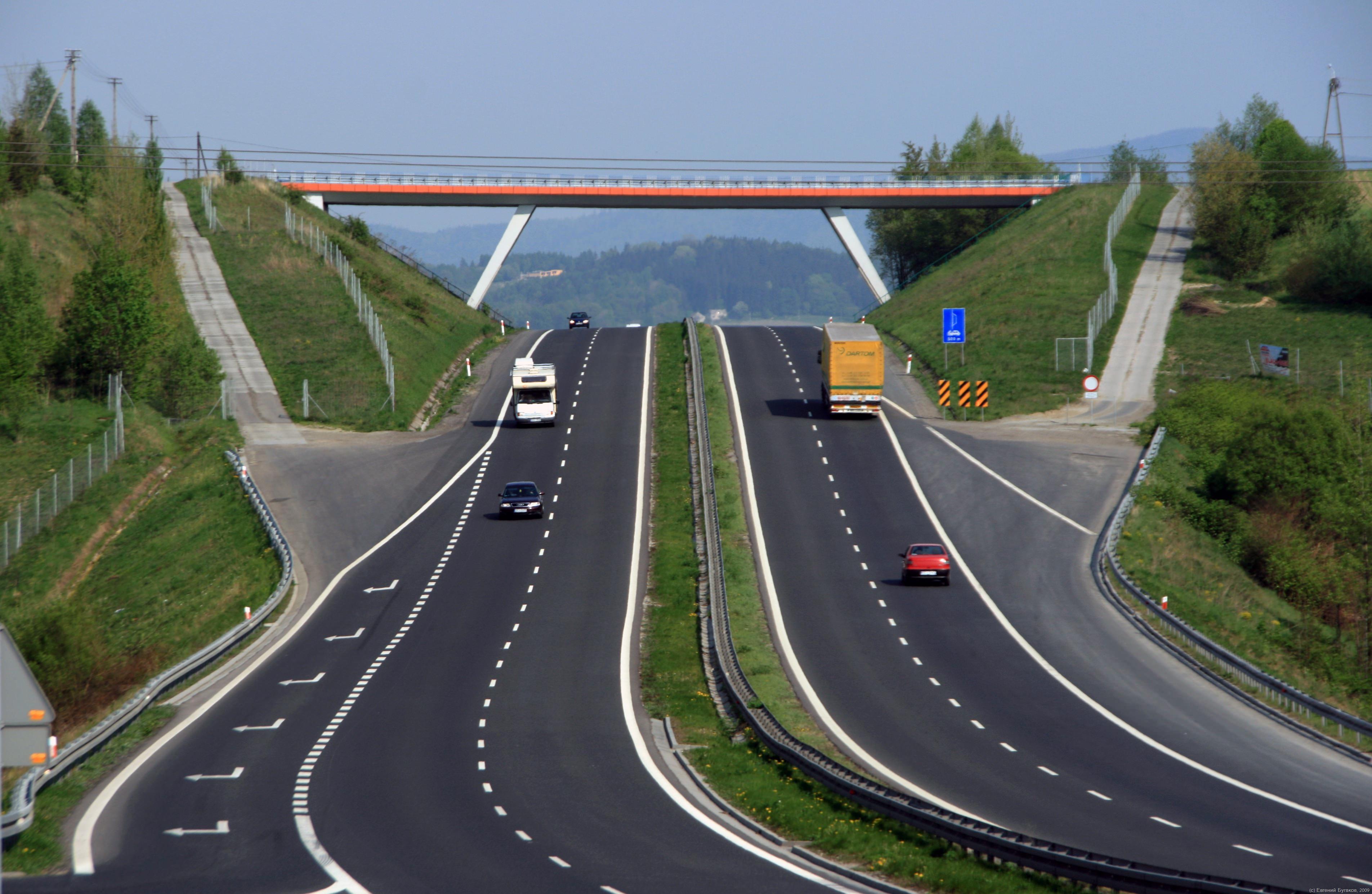 Верховная Рада приняла законопроект о строительстве концессионных дорог