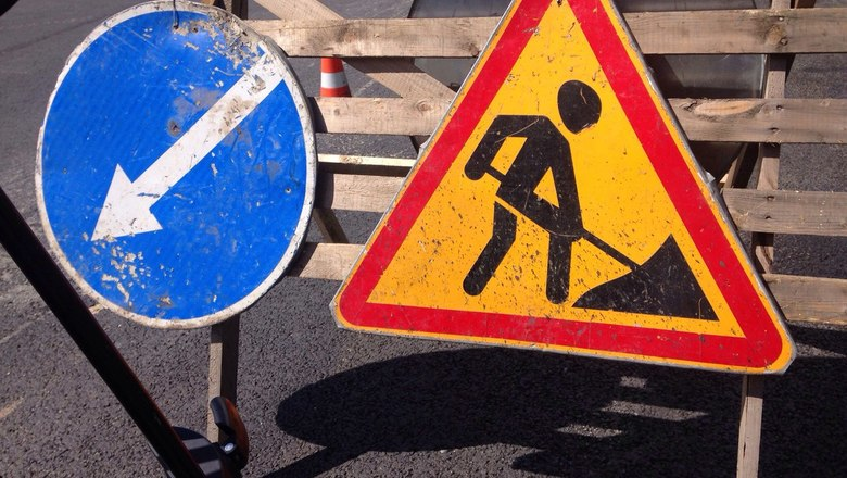 Движение транспорта по проспекту Академика Палладина с 14 августа ограничат