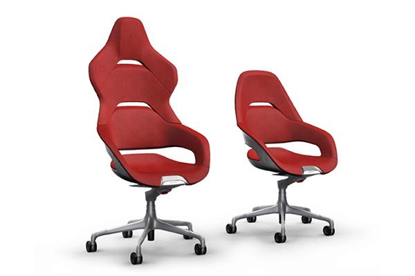 Проба пера— офисное кресло от Феррари